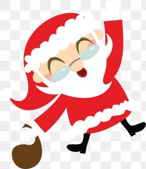 Generic Holiday Cliparts - Santa Claus Holiday Christmas Clip Art PNG