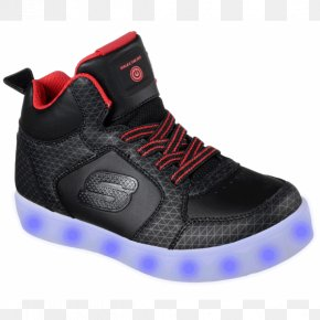 Red Skechers Shoes For Women Support - Sports Shoes Energy Lights Skechers S Skechers Boys' Energy Lights PNG