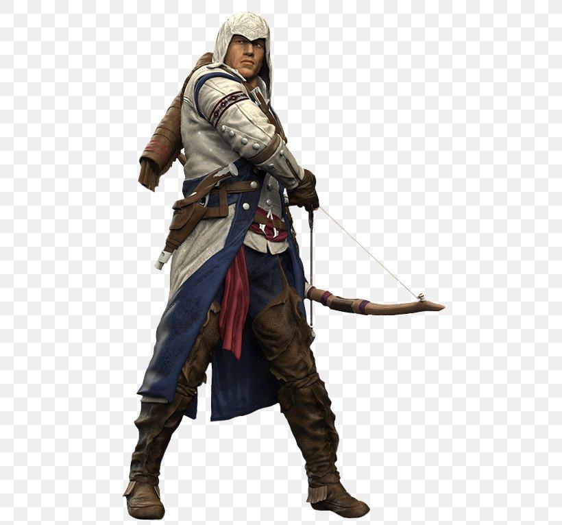 Assassin's Creed III Ezio Auditore Xbox 360 PlayStation 3, PNG, 494x766px, Assassin S Creed Iii, Action Figure, Action Toy Figures, Adventurer, Assassin S Creed Download Free