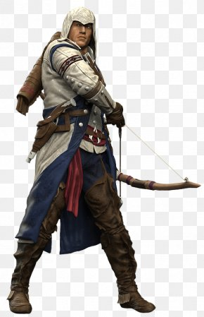 Toy - Assassin's Creed III Ezio Auditore Xbox 360 PlayStation 3 PNG