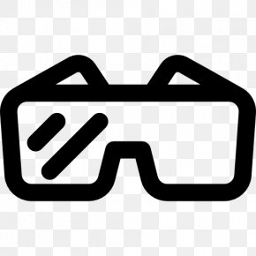Goggles Vector - Goggles Glasses Safety PNG