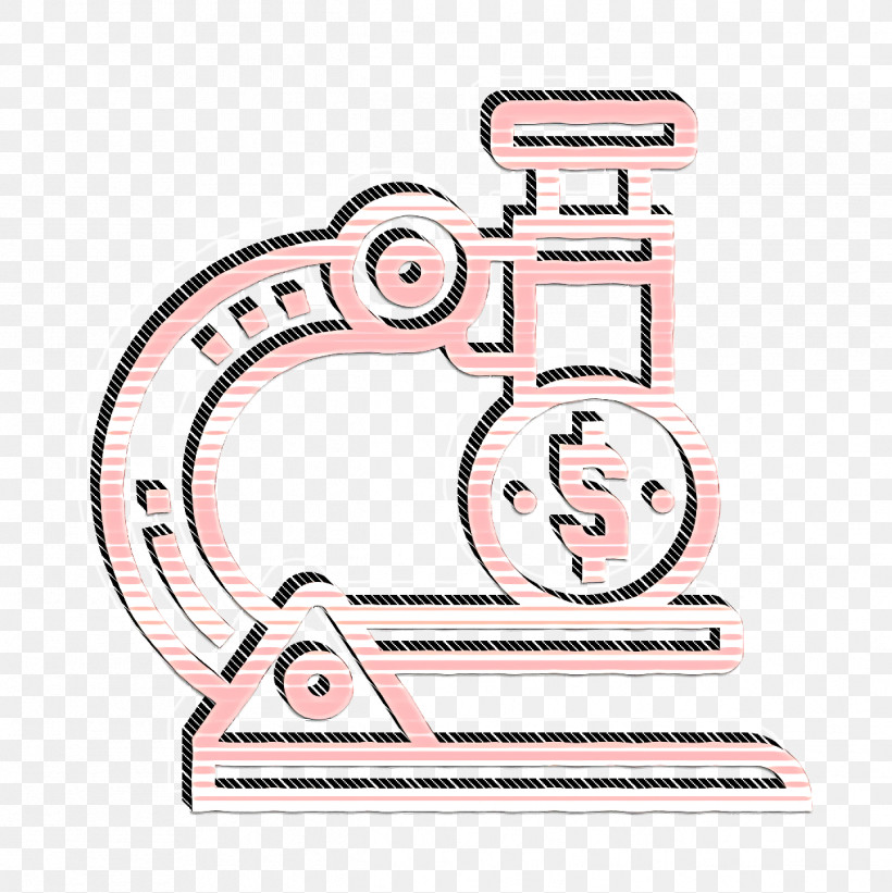 Microscope Icon Crowdfunding Icon Research Icon, PNG, 1244x1246px, Microscope Icon, Crowdfunding Icon, Pink, Research Icon Download Free