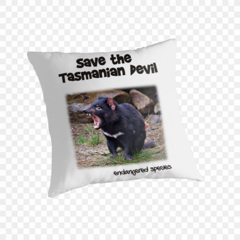 Tasmanian Devil Devil Facial Tumour Disease T-shirt, PNG, 875x875px, Tasmanian Devil, Cushion, Devil Facial Tumour Disease, Hood, Neck Download Free
