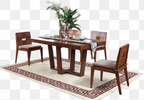 Table - Table Poster Furniture PNG