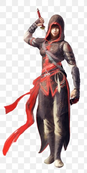 Shao Kahn - Assassin's Creed Chronicles: China Assassin's Creed: Brotherhood Assassin's Creed: Revelations Assassin's Creed Unity PNG