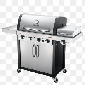 Barbecue - Barbecue Grilling Char-Broil TRU-Infrared 463633316 Char-Broil Commercial 4 Burner Gas Grill PNG