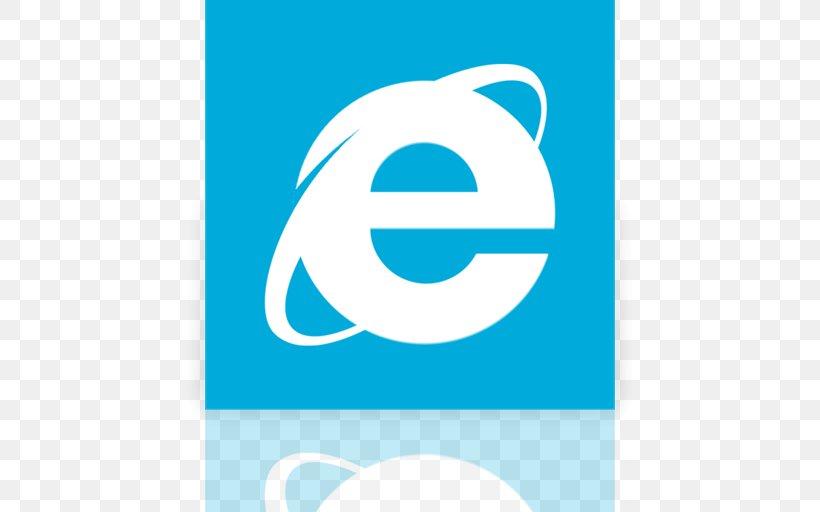 Internet Explorer 11 Web Browser Microsoft Internet Explorer 9, PNG, 512x512px, Internet Explorer, Android, Area, Blue, Brand Download Free