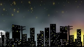 CITY SCAPE PIC - New York City Cityscape Skyline Clip Art PNG