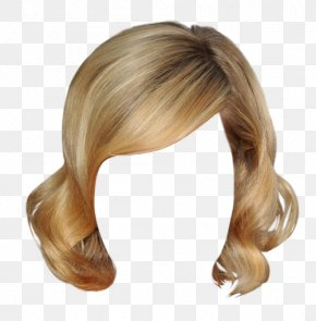 Hair - Hairstyle New Hair Style Hairdreser Game Wig PNG