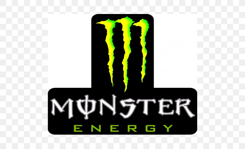 Monster Energy Sticker Brand Energy Drink Logo Png 500x500px Monster Energy Brand Canon Energy Drink French