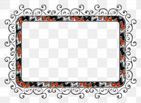 Frame Transparent - Picture Frames Clip Art Image Openclipart PNG