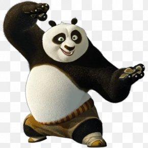 Kung-fu Panda - Po Oogway Master Shifu Giant Panda Kung Fu Panda PNG