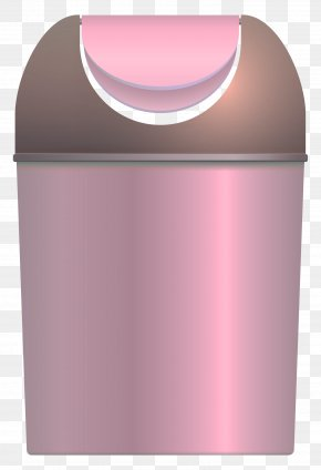 Garbage Can Vector - Waste Container Plastic PNG