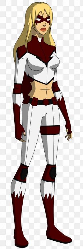 Justice - Young Justice DeviantArt Superhero PNG