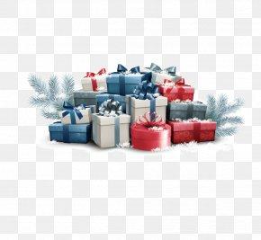 Variety Of Christmas Gifts - Christmas Gift Christmas Gift Illustration PNG