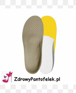 Sandal - Slipper Flat Feet Foot Leather Shoe PNG