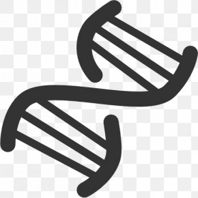 Dna Helix Clipart - DNA Nucleic Acid Double Helix ICO Icon PNG