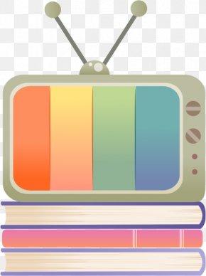 TV Set - Television Set Clip Art PNG