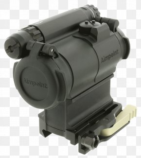 Sights - Aimpoint AB Red Dot Sight Aimpoint CompM4 Reflector Sight Telescopic Sight PNG