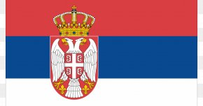 Flag - Flag Of Serbia Nedić's Serbia Serbia And Montenegro PNG