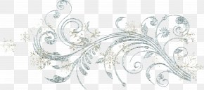Gold And Silver Lace - Silvering Lace PNG