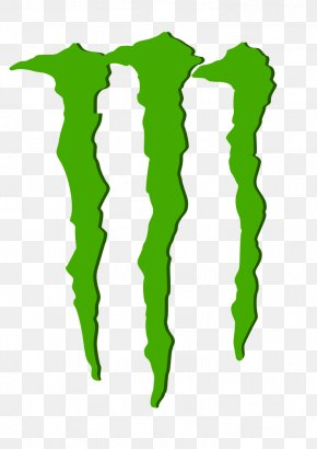 Free Monster Clipart - Monster Energy Energy Drink Red Bull Logo Clip Art PNG