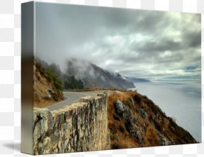 Seascape - Gallery Wrap Canvas Stock Photography Wood Art PNG