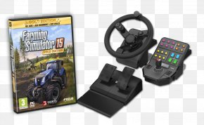 Farming Simulator - Farming Simulator 15 Farming Simulator 17 PlayStation 3 Joystick Game Controllers PNG