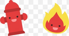 Fire Hydrant Flame PNG