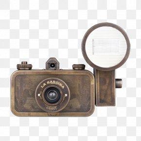 Vintage Camera - Los Angeles Lomography Photographic Film Camera European Pilchard PNG