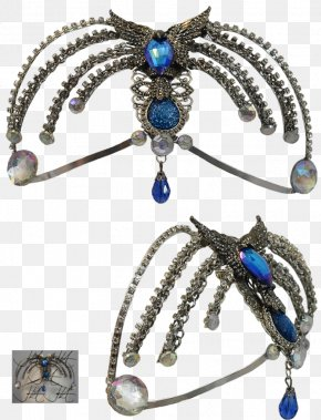 Diadem - Jewellery Lord Voldemort Earring Diadem Necklace PNG