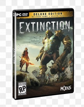 Extinct - Extinction Deluxe Edition Video Game Xbox One PlayStation 4 PNG