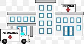 Leaving Cliparts - Hospital Free Content Clip Art PNG