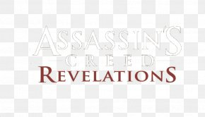 Assassin's Creed: Revelations - Assassin's Creed: Revelations Logo Brand Line Font PNG