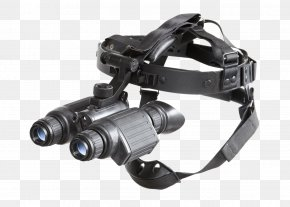 .vision - Head-mounted Display Night Vision Device Binoculars Goggles PNG