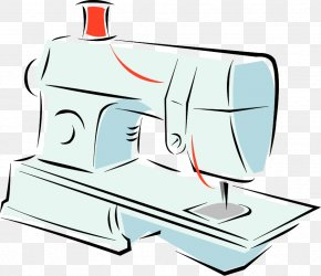 Fax Machine Images - Sewing Machine Clip Art PNG
