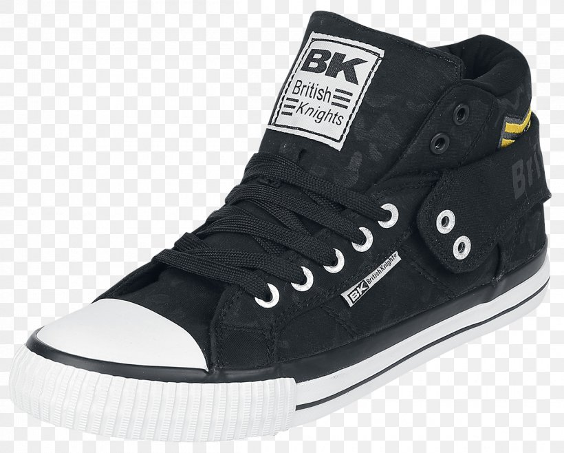Sneakers Shoe British Knights Leather