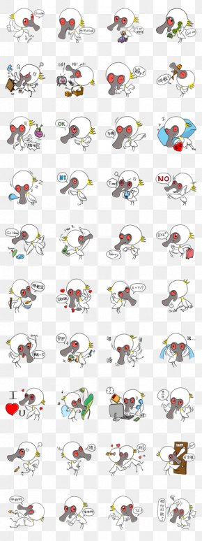 Songkran - LINE Chrome Web Store Sticker Pattern PNG