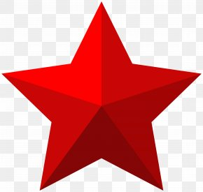 Red Star Clip Art Image - Star Shape Icon Clip Art PNG