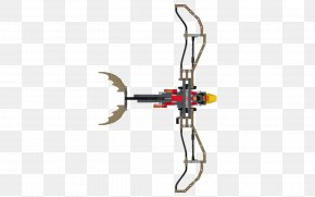Machine - Ranged Weapon Bow And Arrow Compound Bows PNG