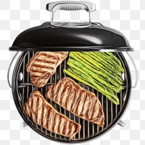 Weber Smokey Joe Premium Barbecue Grill Weber-Stephen Products Grilling PNG