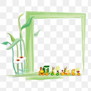 Lime Frame - Picture Frames Photography Film Frame PNG