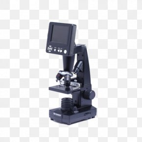 Germany Digital Microscope - Digital Microscope Optical Instrument Bresser PNG