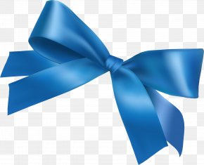 Beautiful Blue Bow Tie - Blue Bow Tie PNG