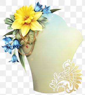 Hair Accessory Wildflower - Floral Spring Flowers PNG