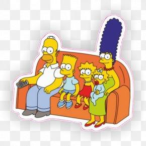 Bart Simpson - Homer Simpson Bart Simpson Mr. Burns Lisa Simpson Ned Flanders PNG