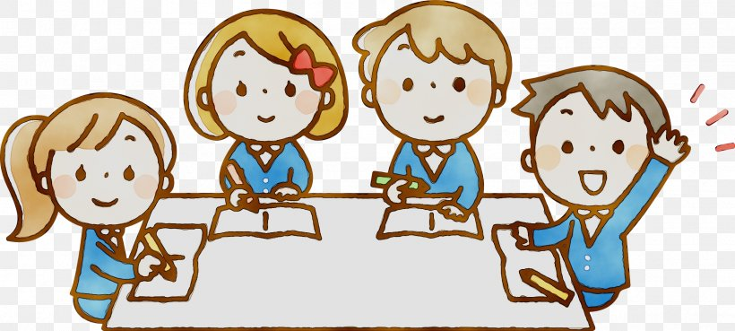 Juku Learning Student Classroom School Png 2399x1080px Juku Cartoon Child Classroom Conversation Download Free