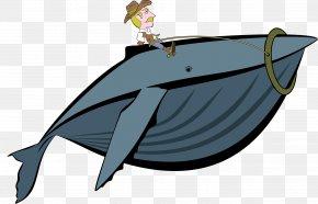 Whale - Killer Whale Cowboy Clip Art PNG