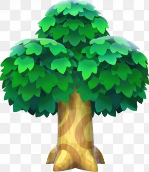 Trees - Animal Crossing: New Leaf Animal Crossing: Pocket Camp Animal Crossing: City Folk Super Smash Bros. For Nintendo 3DS And Wii U PNG
