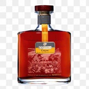 Cognac Bottle - Cognac Brandy Distilled Beverage Eau De Vie Grande Champagne PNG